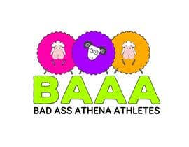 Helen2386 tarafından Logo for a Triathlon Club for Athena Athletes için no 13
