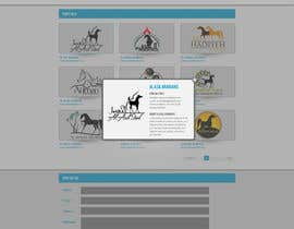 gravitygraphics7 tarafından Website for my logo design services. için no 3