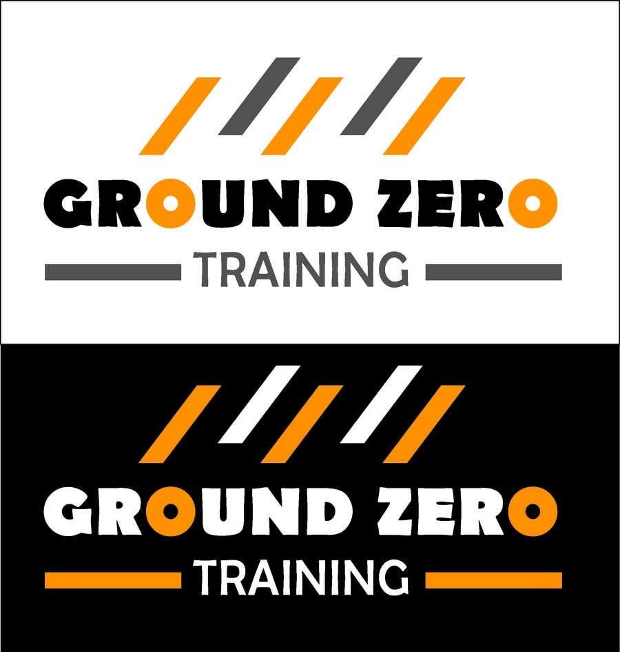 Konkurrenceindlæg #24 for Design a Logo for Ground Zero Training
