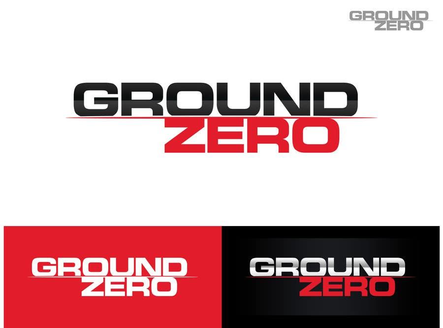 Konkurrenceindlæg #9 for Design a Logo for Ground Zero Training
