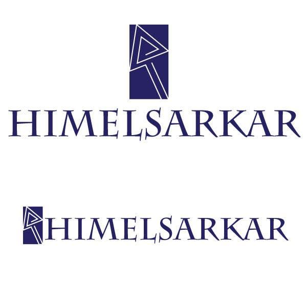 Bài tham dự cuộc thi #                                        6                                      cho                                         Design a Logo for HIMELSARKAR.