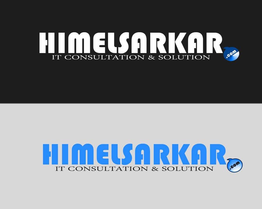 Bài tham dự cuộc thi #                                        3                                      cho                                         Design a Logo for HIMELSARKAR.
