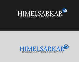 #4 for Design a Logo for HIMELSARKAR. by ManoleVlad