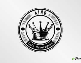 #72 untuk Design a Logo for King Cafe Beverages oleh Franstyas