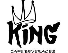#112 for Design a Logo for King Cafe Beverages by designpolitec