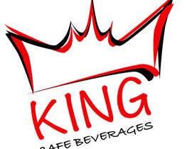 #113 for Design a Logo for King Cafe Beverages by designpolitec