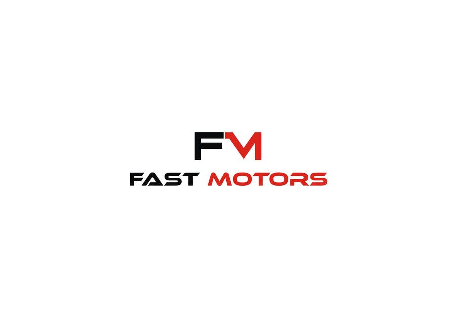 Contest Entry #                                        4                                      for                                         Design a Logo for FAST MOTORS