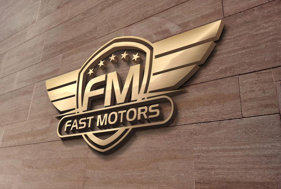 Contest Entry #                                        37                                      for                                         Design a Logo for FAST MOTORS