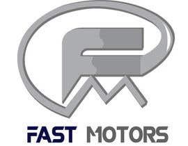 Nro 26 kilpailuun Design a Logo for FAST MOTORS käyttäjältä fahim0022