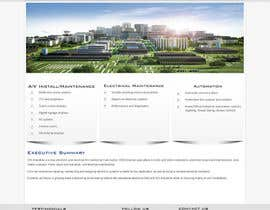 nittilegupta tarafından Build a Website for new electrical/electronic contractor için no 3