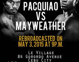 #13 for Boxing event flyer by jk94