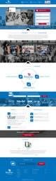 Konkurrenceindlæg #                                                13                                              billede for                                                 Design a homepage for an educational company