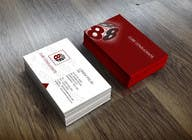 Graphic Design Entri Peraduan #2 for Business card design