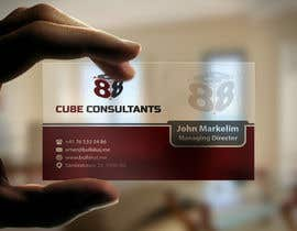 Nro 49 kilpailuun Business card design käyttäjältä mamun313