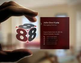 #54 cho Business card design bởi mamun313
