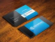 Graphic Design Konkurrenceindlæg #100 for Design business card