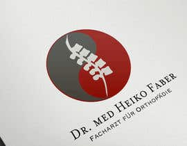 #54 untuk Redesign of a logo for an orthopedic medical practices oleh xhainab