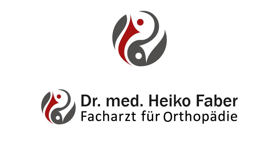 Konkurrenceindlæg #                                        6                                      for                                         Redesign of a logo for an orthopedic medical practices