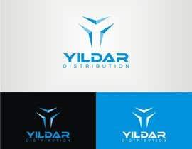 "Nro 28 kilpailuun Design a Logo for a Distribution Firm "" YILDAR Distribution "" käyttäjältä fijarobc"