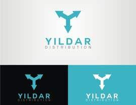 "Nro 58 kilpailuun Design a Logo for a Distribution Firm "" YILDAR Distribution "" käyttäjältä fijarobc"