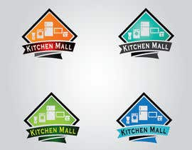 #62 para Design a Logo for KITCHEN MALL -- 3 por Med7008