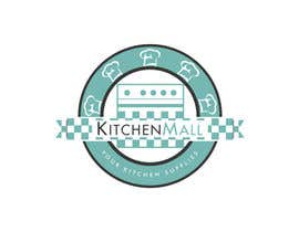 #52 for Design a Logo for KITCHEN MALL -- 3 af MatiasPescador