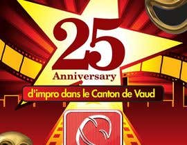 #20 para Design a Flyer for Theater Improv por bigredbox