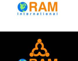 #7 for Design a Logo for ORAM International by creativeart08