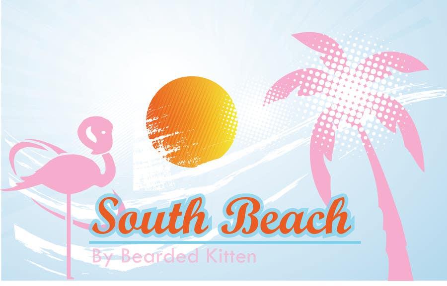 Inscrição nº                                         9                                      do Concurso para                                         Bearded Kitten: South Beach