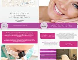 #3 cho Diseño folleto Diptico Consulta Medica de Dermatología bởi maguiman