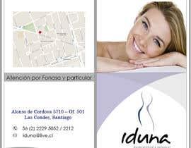 #31 cho Diseño folleto Diptico Consulta Medica de Dermatología bởi HernandezY9264