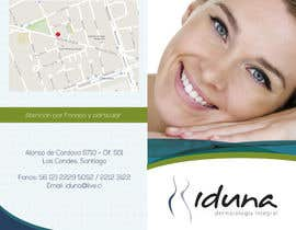 #6 cho Diseño folleto Diptico Consulta Medica de Dermatología bởi MiguelEnriquez17