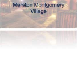 #3 for Design a Logo for Marston Montgomery Village Website af aman31051992