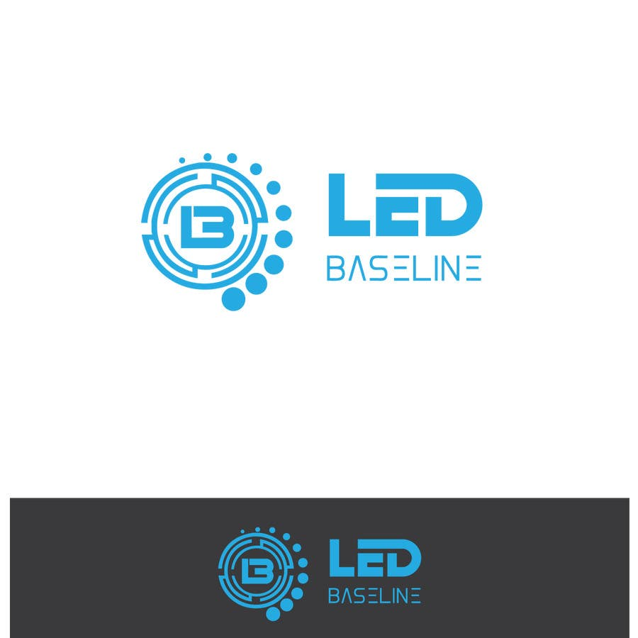 Contest Entry #                                        36                                      for                                         Design a Logo & Webtemplate for ledbaseline.com