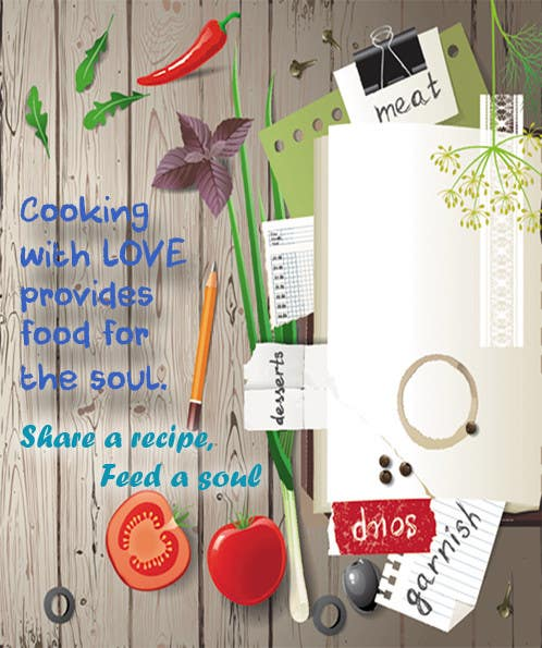 Contest Entry #                                        4                                      for                                         Design a Banner and Logo for Cooking Website and Social pages