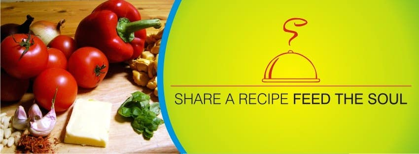 Contest Entry #                                        9                                      for                                         Design a Banner and Logo for Cooking Website and Social pages