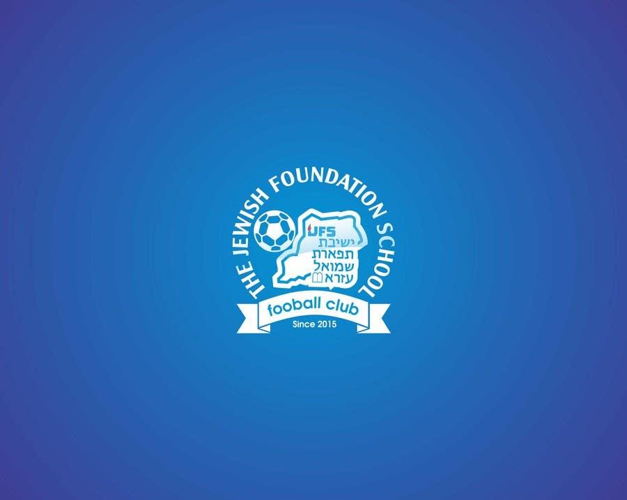 Proposition n°12 du concours Design a Logo for school soccer team