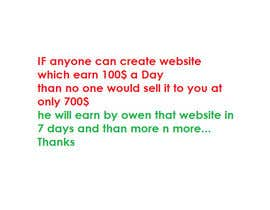 sanart tarafından Create an AdSense Website with daily income of $80-100 için no 2