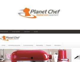 #73 para Design a Logo for Planet Chef por commharm