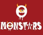 Illustrate Something for Monsters için Graphic Design39 No.lu Yarışma Girdisi