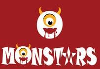 Illustrate Something for Monsters için Graphic Design47 No.lu Yarışma Girdisi