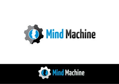 #39 para Logo Design for Mind Machine por paxslg