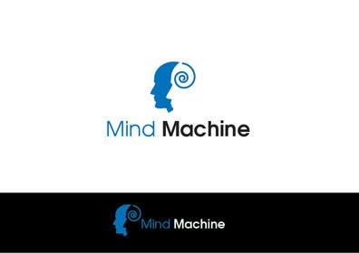 #53 for Logo Design for Mind Machine af paxslg