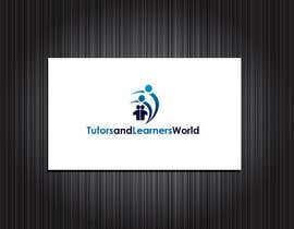 #11 para Logo for Tutors and Learners World por mamunbhuiyanmd