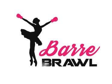 Nro 16 kilpailuun Design a Logo for Barre Brawl käyttäjältä KremMtv