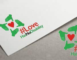 ZzDesignPRO tarafından Design a Logo for #Love Has No Disability için no 3
