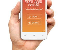 #5 para Design an App Mockup for Age Game por leandeganos