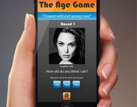 #1 for Design an App Mockup for Age Game af jessebauman