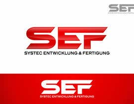 #109 for SEF Logo   Reddesign af xtreme26