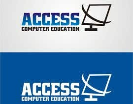#58 for Design a Logo for Access Computer Education af mahinona4